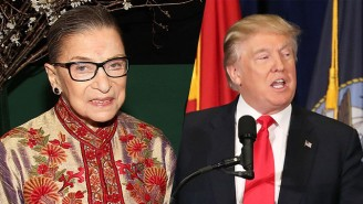 Ruth Bader Ginsburg Regrets Her 'Ill-Advised' Criticism Of Donald Trump