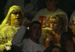 The Best And Worst Of WWF Monday Night Raw 12/23/96: Changes In Attitudes