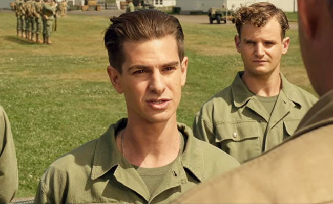 Mel GIbson's 'Hacksaw Ridge' Is An Action Packed War Epic That Doesn't Fire A Single Shot