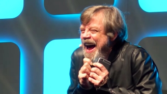 Mark Hamill Hypes 'The Killing Joke' By Going Full Joker At The 'Star Wars' Celebration