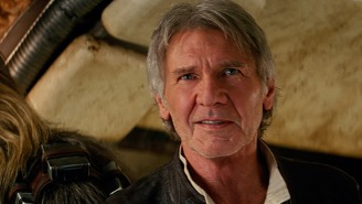 The Producers Of 'Star Wars' Episode 7 Are Paying $2 Million In Fines For Crushing Harrison Ford's Leg
