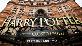 'Harry Potter And The Cursed Child' Is Already Breaking Records