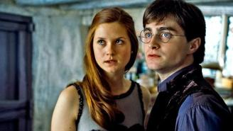 Daniel Radcliffe Had A Surprise 'Harry Potter' Reunion After A Recent Performance