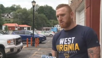 WWE's Heath Slater Comes To The Aid Of Flood Victims In West Virginia