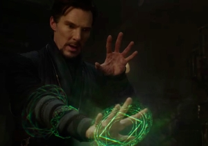 The most important Comic-Con moment came from 'Doctor Strange's' director