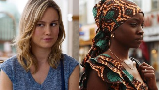 Brie Larson is Captain Marvel, Danai Gurira joins 'Black Panther'