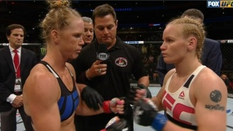 UFC on Fox 20 Results: Shevchenko Upsets Holly Holm With Counterpunches And Legkicks