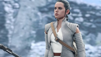 A 'Star Wars' Rey doll so realistic you'll think you're living with Daisy Ridley