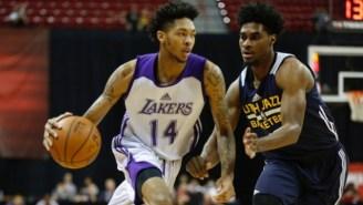 Lakers Coach Luke Walton Isn't Sure If Brandon Ingram Will Start Over Luol Deng