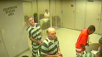 These Inmates Broke Out Of Their Cells To Help A Guard Having A Heart Attack
