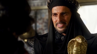 The World Of Disney's 'Aladdin' Is About To Join 'Once Upon A Time'
