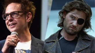 Kurt Russell Told James Gunn The Story Of How He Got To Play Snake Plissken In 'Escape From New York'