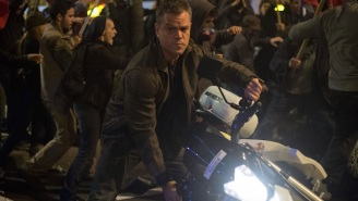 'Jason Bourne' Is A Lot Like Seeing The Guns N' Roses Reunion Tour