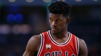 "Jimmy Butler ""Didn't Like The Way Some Things Were Handled' With His Trade To Minnesota"