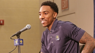Indy Native Jeff Teague Is Living In His Parents' Basement For The Duration Of Next Season