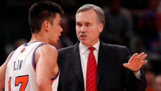 Mike D'Antoni Comes Clean About Carmelo Anthony's Discomfort With 'Linsanity' In New York