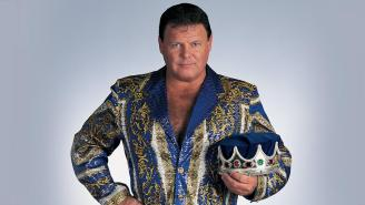 WWE Has Lifted Jerry 'The King' Lawler's Suspension