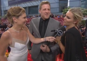 Lindsey Vonn May Massage J.J. Watt 'In The Groin Area' According To Her ESPYs Red Carpet Chat