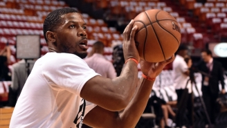 Joe Johnson Will Reportedly Be Taking His Talents From South Beach To Salt Lake City