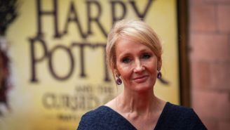 J.K. Rowling Says A Ninth 'Harry Potter' Book Isn't Happening
