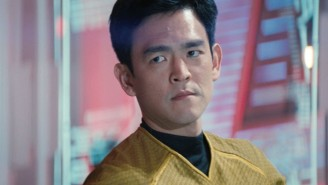 'Star Trek Beyond' Edited Out Sulu's Big Kiss