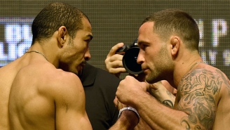 Jose Aldo Takes Out Frankie Edgar At UFC 200 To Become The Interim Featherweight Champion