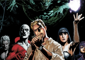 'Justice League Dark' Is The Next DC Animated Film And Matt Ryan Is Constantine