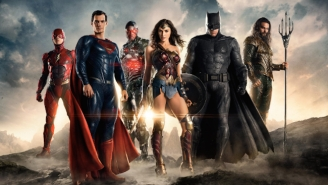The Post-Credits Sequence Of 'Justice League,' Explained