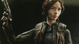 Meet Your First 'Rogue One: A Star Wars Story' Action Figure: Sergeant Jyn Erso