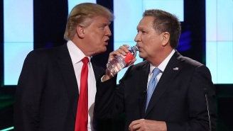 John Kasich Reportedly Passed Up The Trump Team's Offer To Be The 'Most Powerful VP In History'
