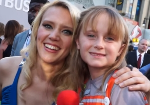 This Adorable 8-Year-Old Girl Handles 'Ghostbusters' Red Carpet Interviews Like A Pro