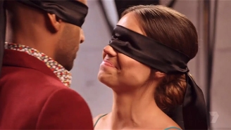 America's Getting In On The Blindfolded Kissing Dating Show Craze That's (Sorta) Swept The Globe