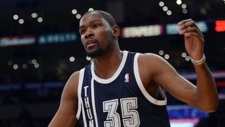 Kevin Durant Explains Why He Refused To Meet With The Lakers In Free Agency