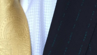 Ken Griffey Jr. Had Beautiful Hidden Messages Stitched Into His Hall Of Fame Suit