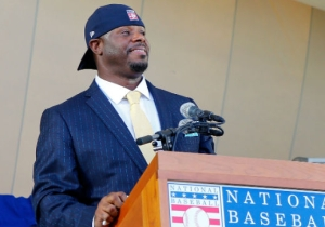 Ken Griffey Jr. Had The Swaggiest Hall Of Fame Induction Ever