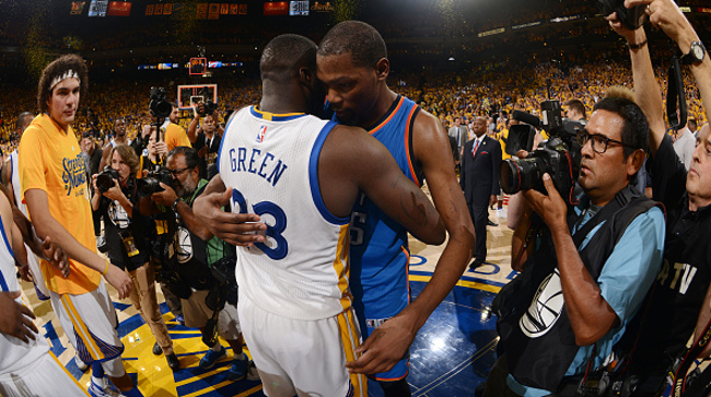 size 40 290a7 21184 Westbrook Didn't Like Durant's Relationship With Draymond Green