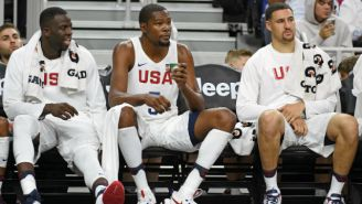 Watch Kevin Durant, Paul George, And Team USA Put On A Show While Routing Argentina