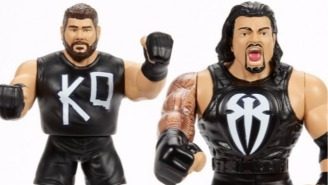 WWE Is Releasing Some Amazing Hasbro-Style Retro Action Figures, So Prepare Your Feelings Of Nostalgia