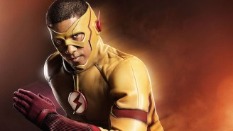 Here's your first look at Kid Flash on 'The Flash'