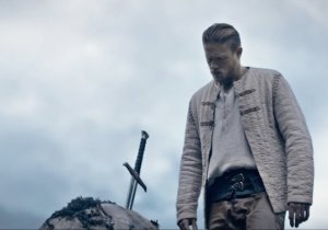 Charlie Hunnam Is The Man Wielding Excalibur In The Trailer For Guy Ritchie's 'King Arthur' Film