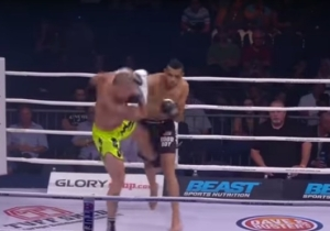 This Play-By-Play Announcer Had The Perfect One-Liner After An Incredible Knockout