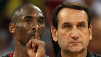 Kobe Bryant's Epic Performance At The '08 Olympics Likely Saved Coach K's Team USA Job