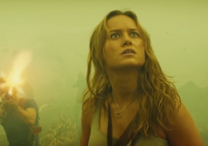 Why Is Brie Larson Missing From The 'Kong: Skull Island' Marketing?