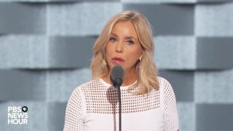 9/11 Survivor Lauren Manning Gave A Compelling Testimonial At The DNC