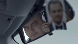 Leonardo DiCaprio's Russian Doppelganger Is Starring In A New Vodka Commercial