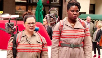 Leslie Jones Encourages Twitter To 'Go Out And Be Nice To Someone'