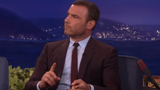 Liev Schreiber Credits Steve Martin For Giving Him 'The Best Erection Of My Life'
