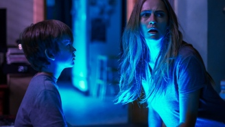 'Lights Out' is more than just a horror movie – but only if you want it to be