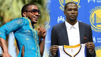 Lil B Welcomes Kevin Durant 'Home' To The Golden State Warriors