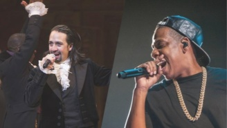 Lin-Manuel Miranda Lists His Top 5 (Or 6) All-Time Rappers